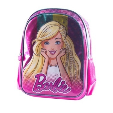 Barbie Okul Çantası Renkli